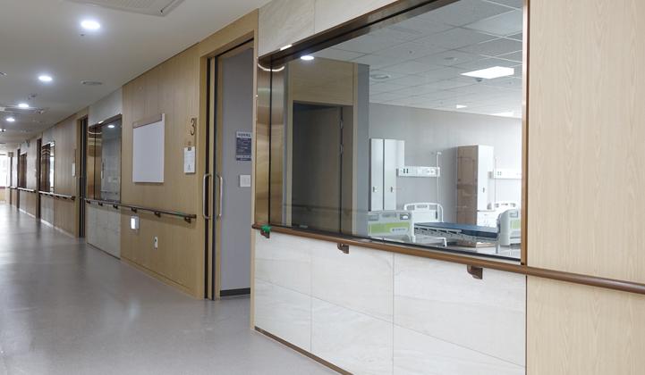 동행요양병원 시설
